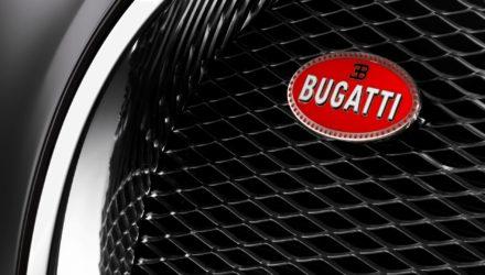 Le SUV Bugatti en approche !
