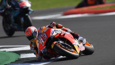 MotoGP Marc Marquez (crédits photo - motoGP.com)