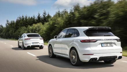 Porsche Cayenne, des versions hybrides bientôt disponibles