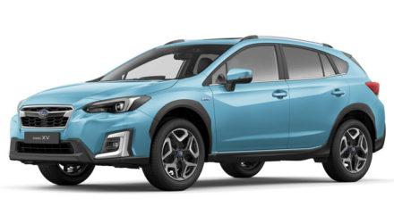 Subaru, les SUV hybrides arrivent en France !