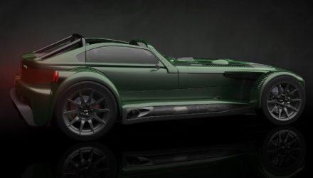 Donkervoort D8 GTO : sensations et plaisir pour un anniversaire !