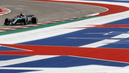 Formule 1 COTA Austin