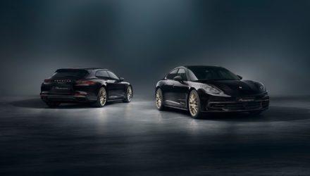 Porsche dévoile la Panamera Edition 10 ans !