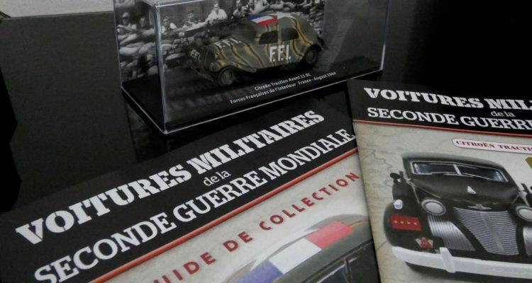Collection Voitures Militaires de la Seconde Guerre Mondiale par Altaya, on la découvre pour vous !