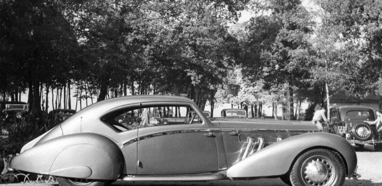 Delage de retour 66 ans après avec une voiture de 1230cv !