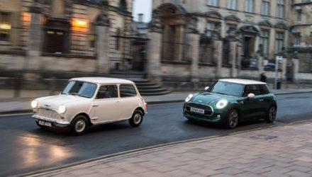 La Mini de BMW pourrait redevenir mini !