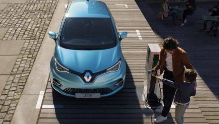Une augmentation des immatriculations de voitures électriques en Octobre !