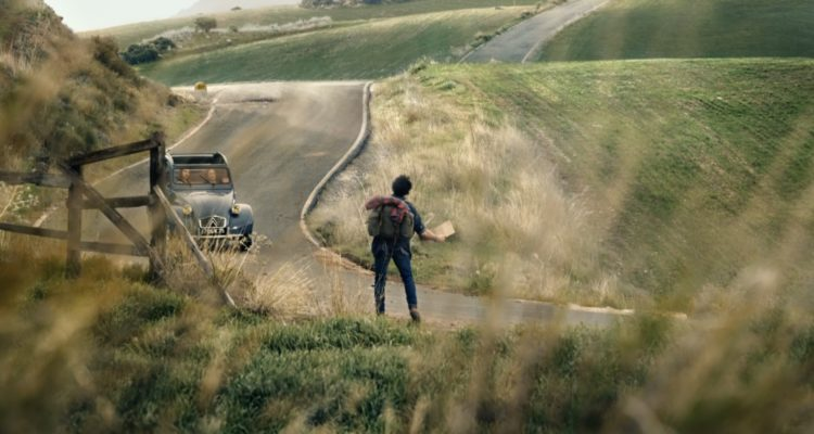 Citroën amorce 2020 avec un nouveau spot TV