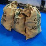Des sacs de l'aéropostale