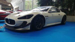 Maserati Gran Turismo GT4
