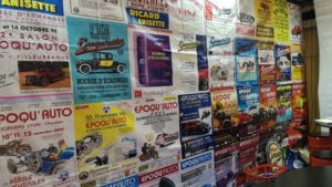 Les affiches d'Epoqu'Auto