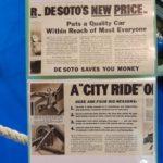 Des articles sur De Soto