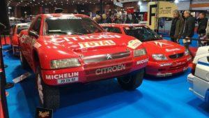 La Citroën ZX Rallye-Raid à Epoqu'Auto