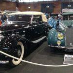 D6-70S cabriolet (1937 à gauche) et D6-3L Cabriolet Mylord (1939 à droite)