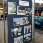 Différentes photos des utilitaires présents à Epoqu'Auto en action