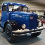 Tracteur Berliet TDR 7W (1948)