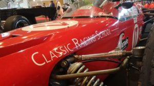 Une Crosslé 90F de la Classic Racing School