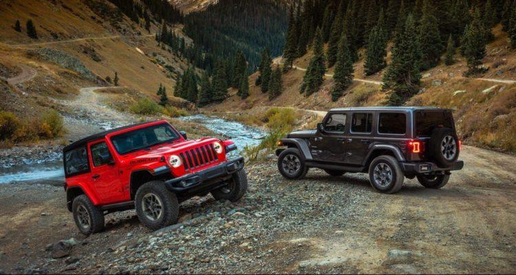 Jeep va électrifier tous ses véhicules à partir de 2022 !