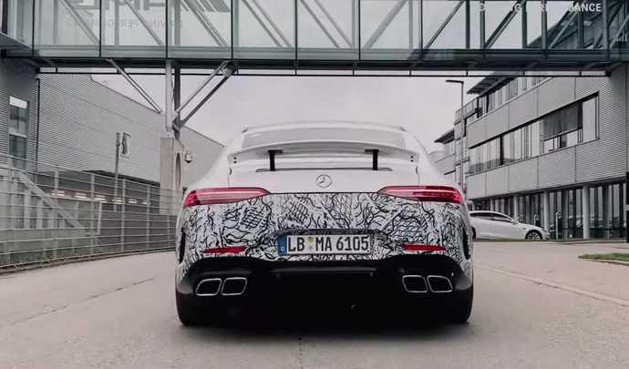 Mercedes AMG 73 GT