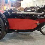 Sidecar de Type XA à Epoqu'Auto