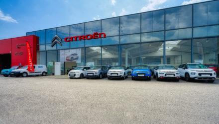 Citroën, presque 10% de ventes en plus en 2019 !