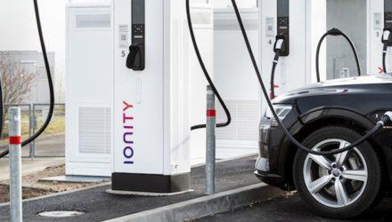 Ionity un plein plus cher que celui d'une thermique !