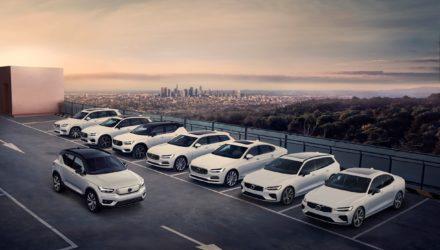 Volvo : la gamme de la marque
