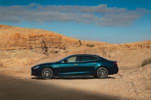 La Maserati Quattroporte Royale
