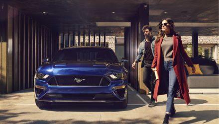 Une nouvelle Ford Mustang en 2022 !