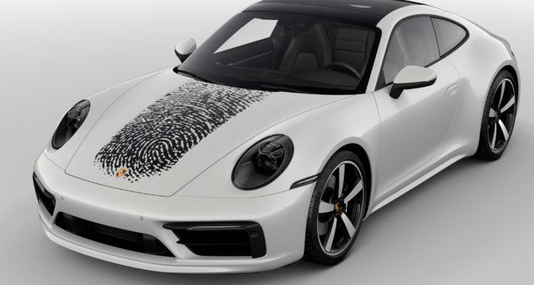Porsche lance un service de personnalisation inédit !