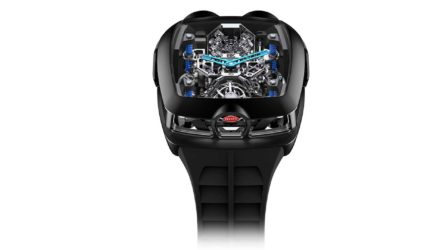 Bugatti et Jacob and Co proposent une montre exclusive !