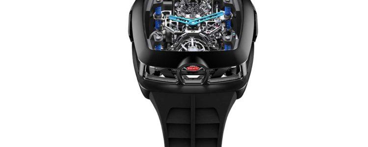 Bugatti et Jacob and Co proposent une montre exclusive !