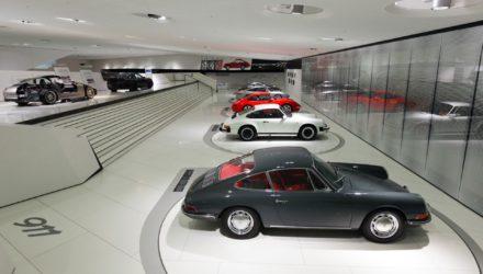 Confinement, Porsche vous fait visiter son musée !