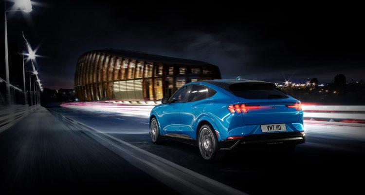 Ford dévoile sa Mustang Mach-E plus en détails