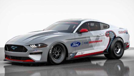 Ford lance une Mustang Cobra Jet 100% électrique !
