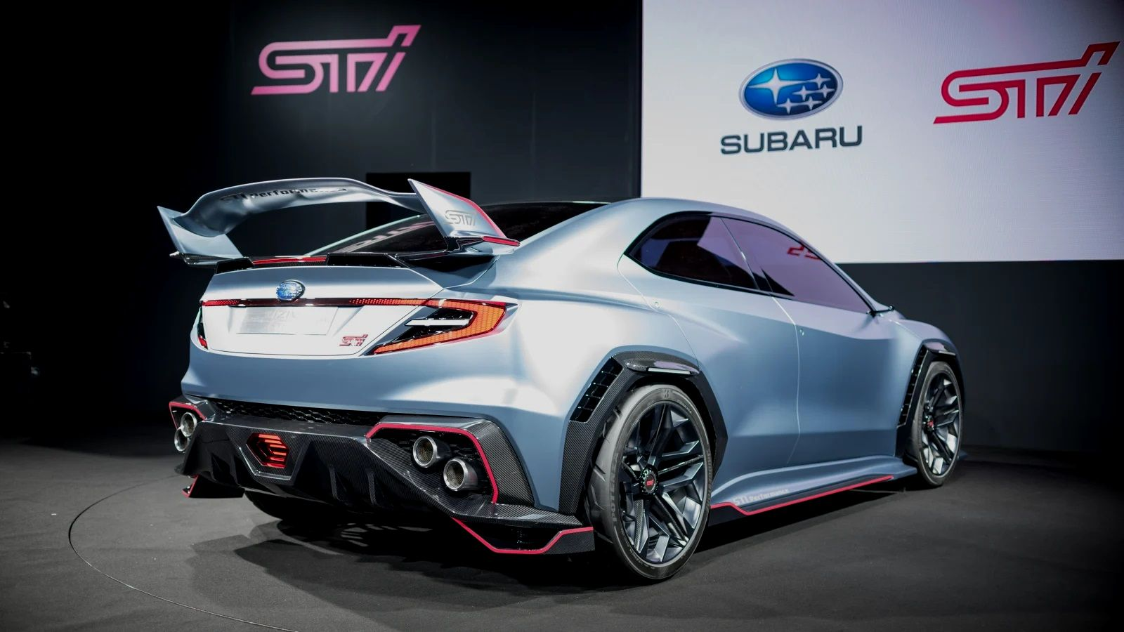 une nouvelle subaru wrx sti en 2021   le mag auto prestige