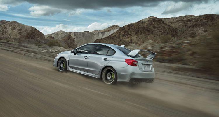 Une nouvelle Subaru WRX Sti en 2021