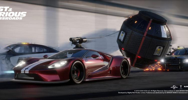 fast and furious jeu vidéo