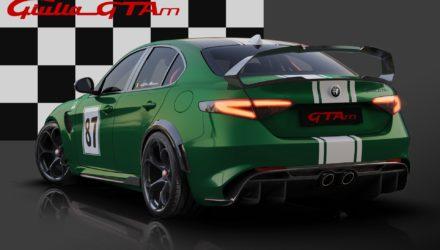 Alfa Romeo Giulia GTA images et prix de la bomba latina