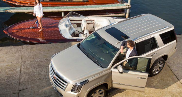 Cadillac et Chevrolet vous proposent LA playlist pour conduire