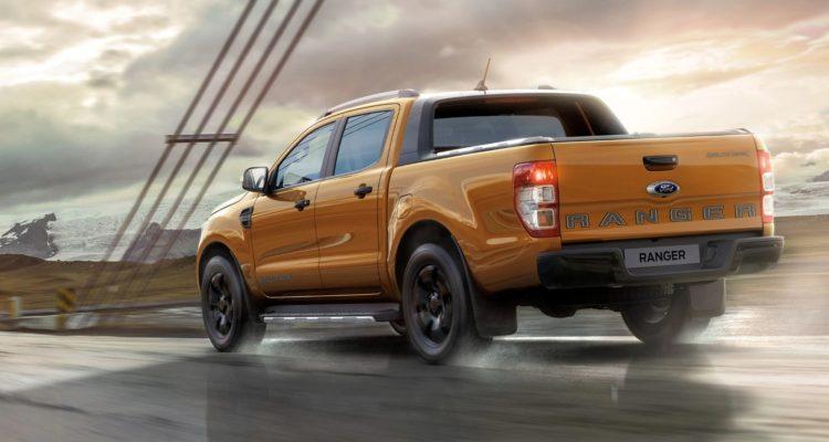 Ford Ranger, une version hybride pour bientôt