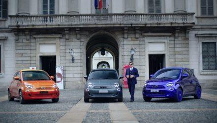 Un documentaire sur la création des Fiat 500 électriques