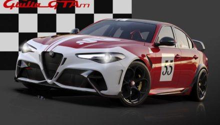 Alfa Romeo Giulia GTA et GTAm c'est parti pour les commandes !