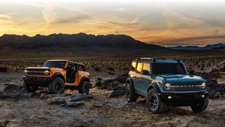 Ford Bronco, découvrez la version 2021 !