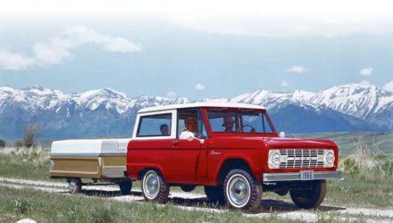 Le Ford Bronco bientôt de retour !