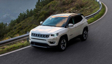 Nouveau Jeep Compass «Made in Melfi» les versions Diesel arrivent !