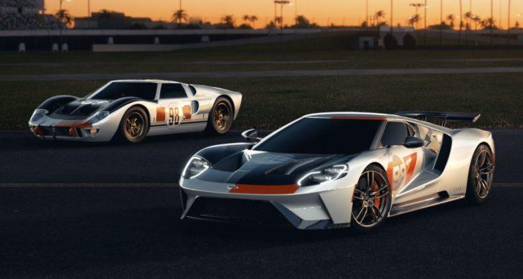 """Ford GT40 2021 : une édition """"Le Mans 66"""" !"""