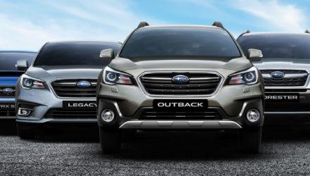 Subaru, une fuite sur les prochains modèles. La nouvelle WRX pour 2021 !