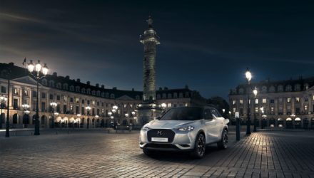 Le DS 3 Crossback comme ambassadeur du Made in France !