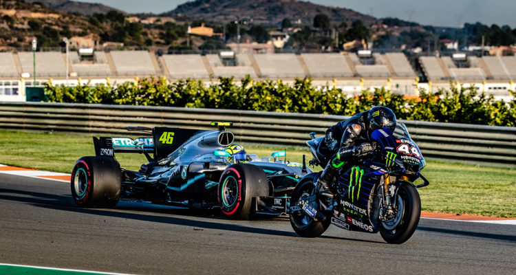 formule 1 et motogp